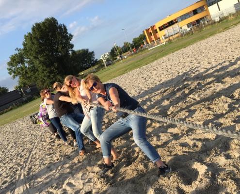 Strand Zeskamp Groepsuitje in Hoorn