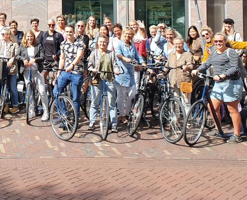 Teambuildingsuitje in Hoorn